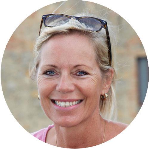 Birgit Steiger selbst